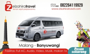 Travel Malang Banyuwangi