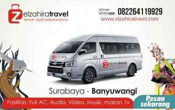 Travel Surabaya Banyuwangi