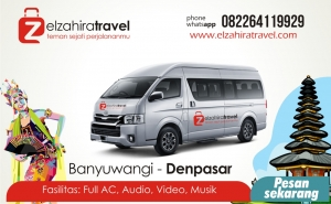 Travel Banyuwangi Denpasar Bali