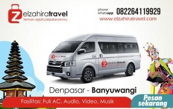 Travel Denpasar Bali Banyuwangi
