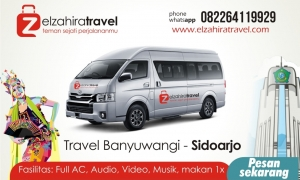 travel banyuwangi sidoarjo